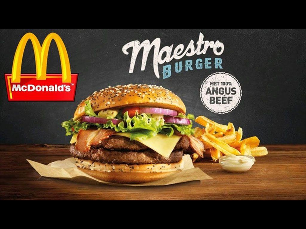 Mcdonald S Maestro Burger Method Audio
